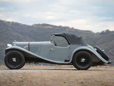 RM Auctions Amelia Island 2014 -- Aston Martin 15-98 Roadster 5