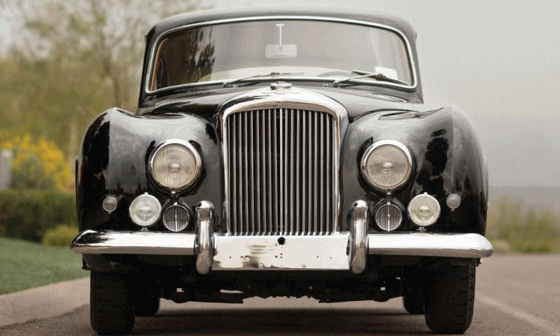 RM Auctions MONACO 2014 Preview -- 1958 Bentley R-Type Continental Fastback by Franay FULL GIF