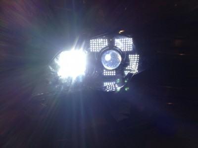 Rigid Industries Dually 2x2 LED High beamsDIY LED Headlights v70_8170828843_l