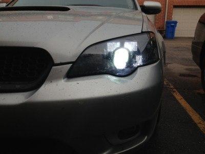 Rigid Industries Dually 2x2 LED High beamsDIY LED Headlights v70_8172985471_l