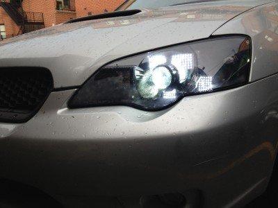 Rigid Industries Dually 2x2 LED High beamsDIY LED Headlights v70_8172985841_l