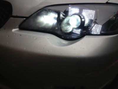Rigid Industries Dually 2x2 LED High beamsDIY LED Headlights v70_8172987561_l
