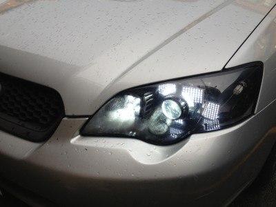 Rigid Industries Dually 2x2 LED High beamsDIY LED Headlights v70_8173018368_l