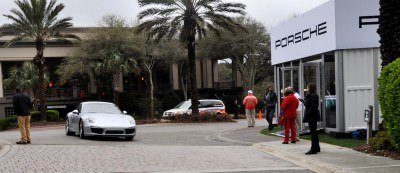 Ritz-Carlton Amelia Island -- Beachside Fly-around! Plus 2014 911 Targa4 and Carrera S Featuring PDLS Quad-LEDs 12