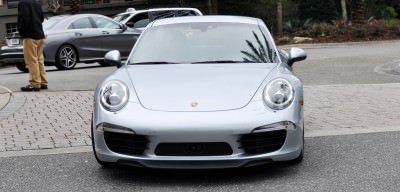 Ritz-Carlton Amelia Island -- Beachside Fly-around! Plus 2014 911 Targa4 and Carrera S Featuring PDLS Quad-LEDs 16