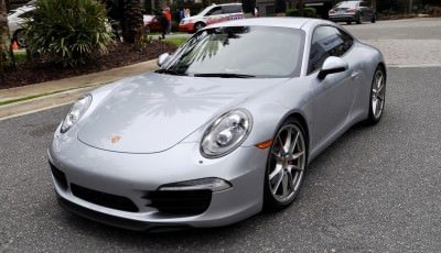 Ritz-Carlton Amelia Island -- Beachside Fly-around! Plus 2014 911 Targa4 and Carrera S Featuring PDLS Quad-LEDs 18
