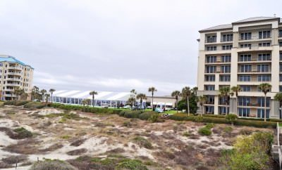 Ritz-Carlton Amelia Island -- Beachside Fly-around! Plus 2014 911 Targa4 and Carrera S Featuring PDLS Quad-LEDs 21