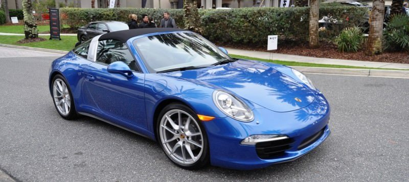 Ritz-Carlton Amelia Island -- Beachside Fly-around! Plus 2014 911 Targa4 and Carrera S Featuring PDLS Quad-LEDs 36