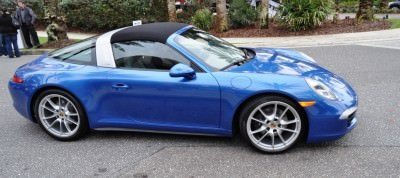 Ritz-Carlton Amelia Island -- Beachside Fly-around! Plus 2014 911 Targa4 and Carrera S Featuring PDLS Quad-LEDs 37