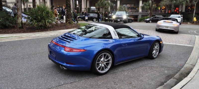 Ritz-Carlton Amelia Island -- Beachside Fly-around!  Plus 2014 911 Targa4 and Carrera S Featuring PDLS Quad-LEDs 38