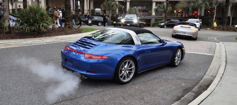 Ritz-Carlton Amelia Island -- Beachside Fly-around! Plus 2014 911 Targa4 and Carrera S Featuring PDLS Quad-LEDs 39