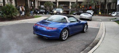 Ritz-Carlton Amelia Island -- Beachside Fly-around!  Plus 2014 911 Targa4 and Carrera S Featuring PDLS Quad-LEDs 40