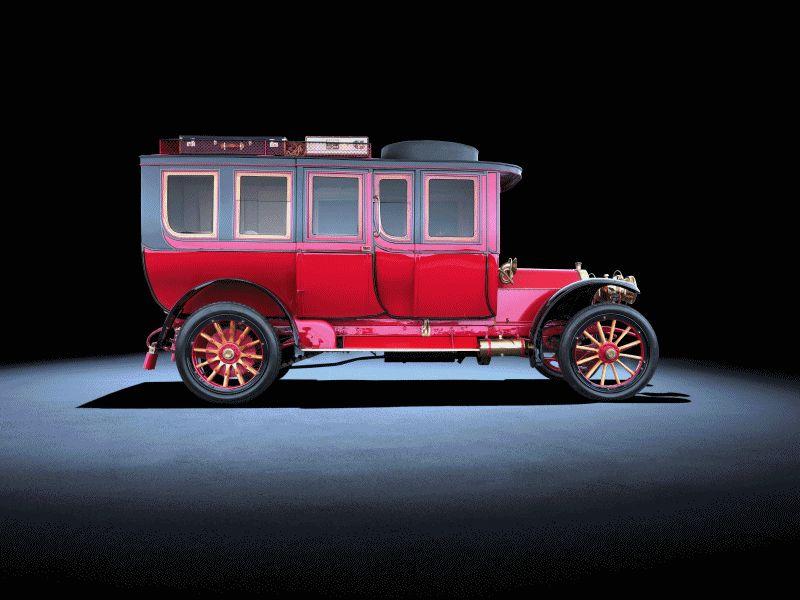 S-Class Retrospective - 1904 to Present 100