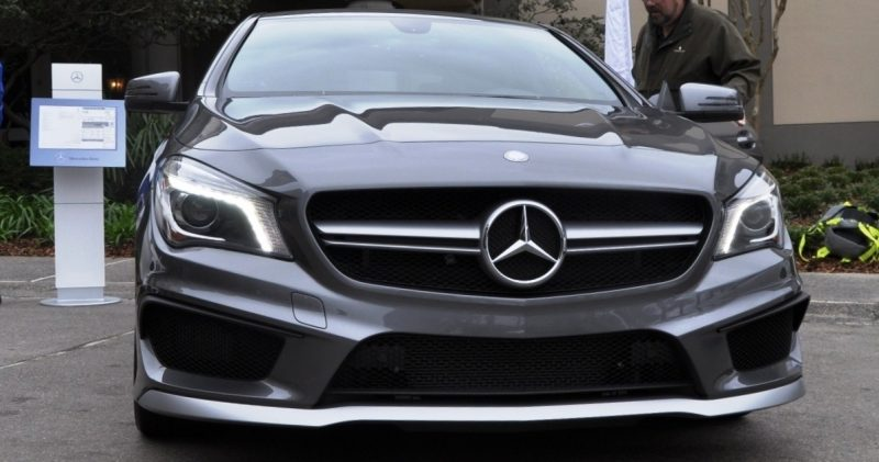 Sold-Out 2015 Mercedes-Benz CLA45 AMG -- Styling Walkaround + Exhaust Note Videos 1