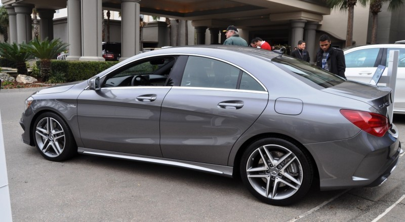 Sold-Out 2015 Mercedes-Benz CLA45 AMG -- Styling Walkaround + Exhaust Note Videos 12
