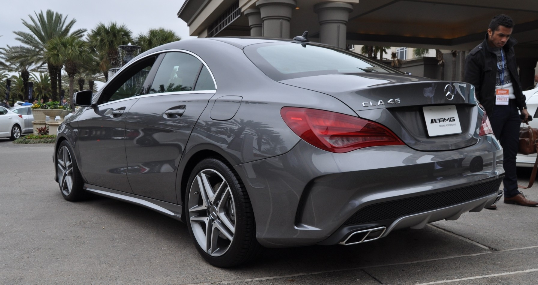 The sold out 2015 mercedes benz cla45 amg design for Mercedes benz strategic plan