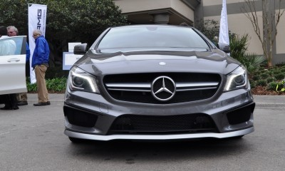 Sold-Out 2015 Mercedes-Benz CLA45 AMG -- Styling Walkaround + Exhaust Note Videos 2