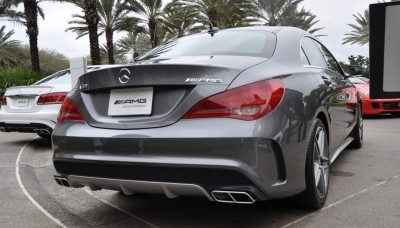 Sold-Out 2015 Mercedes-Benz CLA45 AMG -- Styling Walkaround + Exhaust Note Videos 20