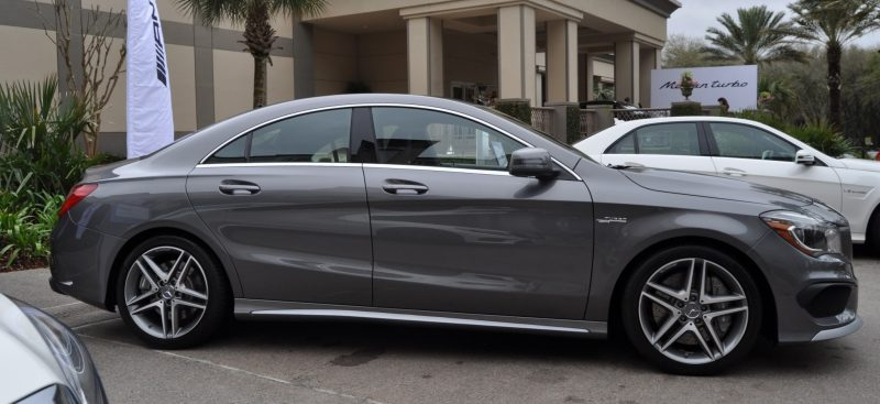 Sold-Out 2015 Mercedes-Benz CLA45 AMG -- Styling Walkaround + Exhaust Note Videos 23