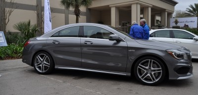 Sold-Out 2015 Mercedes-Benz CLA45 AMG -- Styling Walkaround + Exhaust Note Videos 24