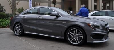 Sold-Out 2015 Mercedes-Benz CLA45 AMG -- Styling Walkaround + Exhaust Note Videos 25