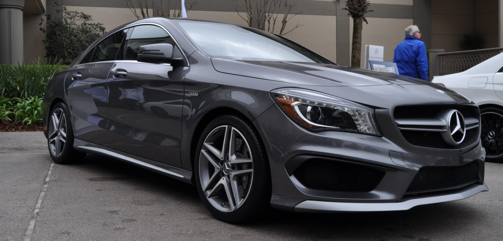 2014 cla amg autos post for Mercedes benz cla 2015 price