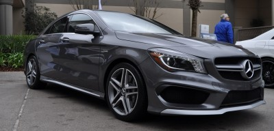 Sold-Out 2015 Mercedes-Benz CLA45 AMG -- Styling Walkaround + Exhaust Note Videos 27