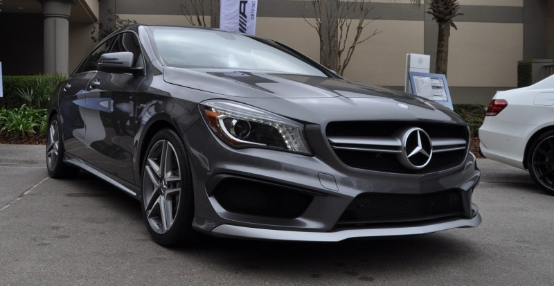 Sold-Out 2015 Mercedes-Benz CLA45 AMG -- Styling Walkaround + Exhaust Note Videos 28