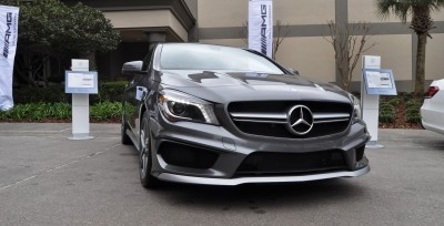 Sold-Out 2015 Mercedes-Benz CLA45 AMG -- Styling Walkaround + Exhaust Note Videos 29