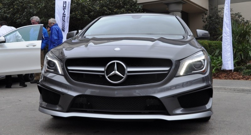 Sold-Out 2015 Mercedes-Benz CLA45 AMG -- Styling Walkaround + Exhaust Note Videos 3