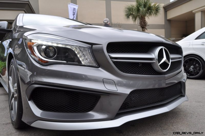 Sold-Out 2015 Mercedes-Benz CLA45 AMG -- Styling Walkaround + Exhaust Note Videos 30