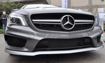 Sold-Out 2015 Mercedes-Benz CLA45 AMG -- Styling Walkaround + Exhaust Note Videos 31