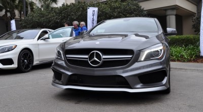 Sold-Out 2015 Mercedes-Benz CLA45 AMG -- Styling Walkaround + Exhaust Note Videos 4