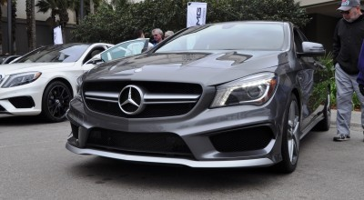 Sold-Out 2015 Mercedes-Benz CLA45 AMG -- Styling Walkaround + Exhaust Note Videos 5