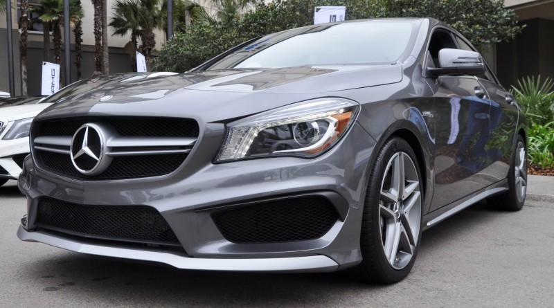 Sold-Out 2015 Mercedes-Benz CLA45 AMG -- Styling Walkaround + Exhaust Note Videos 6