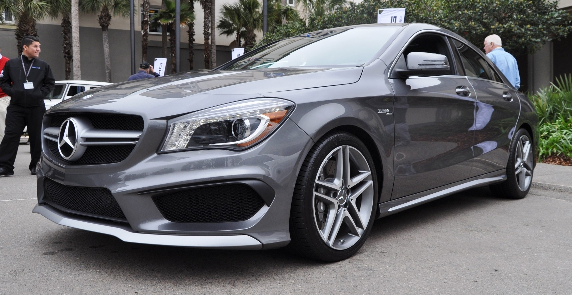 Track drive review 2015 mercedes benz cla45 amg at road for 2015 mercedes benz cla class cla 45 amg