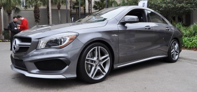 Sold-Out 2015 Mercedes-Benz CLA45 AMG -- Styling Walkaround + Exhaust Note Videos 8
