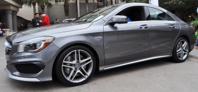 Sold-Out 2015 Mercedes-Benz CLA45 AMG -- Styling Walkaround + Exhaust Note Videos 9