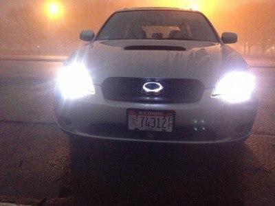 Subaru Legacy GT LED emblem_8240482307_l