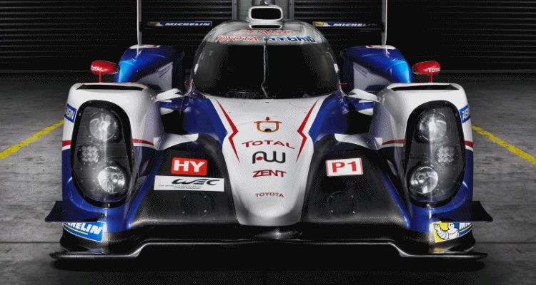 TS040 versus 919 profile and nose GIF