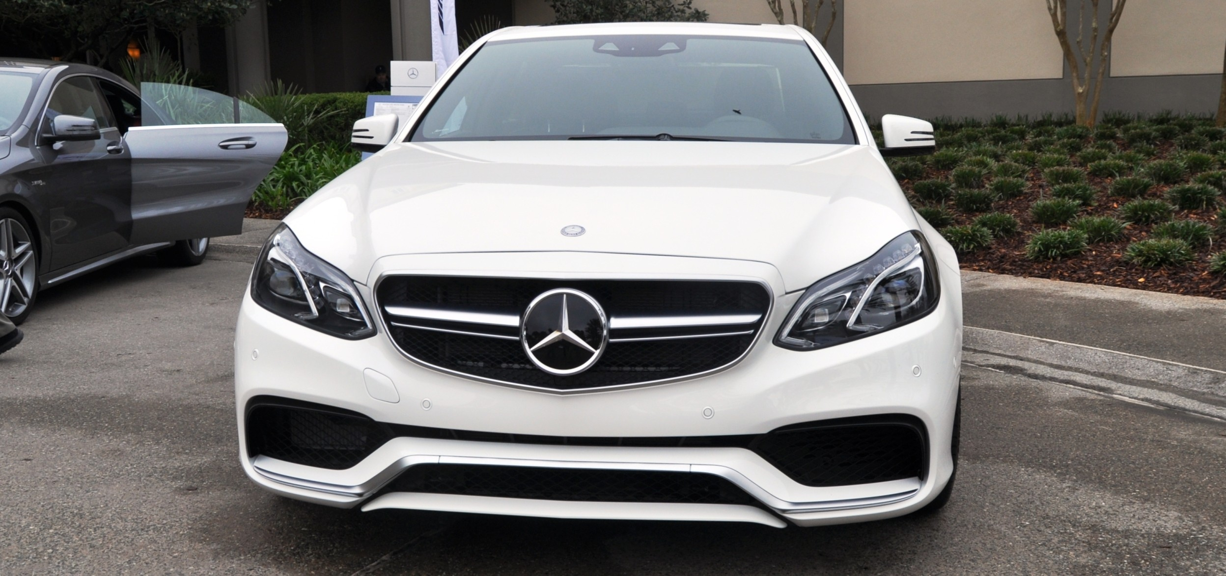 White Mercedes Benz New Car Release And Specs 2018 2019