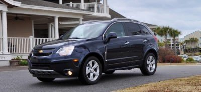 Three-Part HD Road Test Review + 60 Photos -- 2014 Chevrolet Captiva Sport LT -- Euro-Capable, High-Speed EconoCross!1