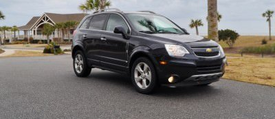 Three-Part HD Road Test Review + 60 Photos -- 2014 Chevrolet Captiva Sport LT -- Euro-Capable, High-Speed EconoCross!10