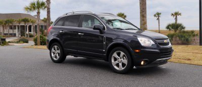 Three-Part HD Road Test Review + 60 Photos -- 2014 Chevrolet Captiva Sport LT -- Euro-Capable, High-Speed EconoCross!11