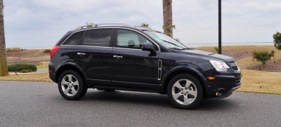 Three-Part HD Road Test Review + 60 Photos -- 2014 Chevrolet Captiva Sport LT -- Euro-Capable, High-Speed EconoCross!12