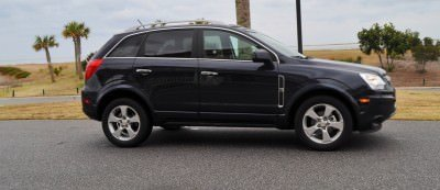 Three-Part HD Road Test Review + 60 Photos -- 2014 Chevrolet Captiva Sport LT -- Euro-Capable, High-Speed EconoCross!13