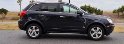 Three-Part HD Road Test Review + 60 Photos -- 2014 Chevrolet Captiva Sport LT -- Euro-Capable, High-Speed EconoCross!14