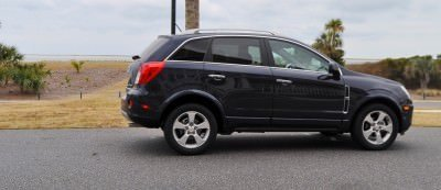Three-Part HD Road Test Review + 60 Photos -- 2014 Chevrolet Captiva Sport LT -- Euro-Capable, High-Speed EconoCross!16