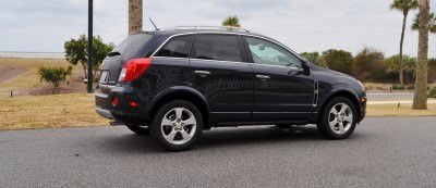 Three-Part HD Road Test Review + 60 Photos -- 2014 Chevrolet Captiva Sport LT -- Euro-Capable, High-Speed EconoCross!17