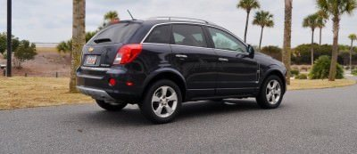 Three-Part HD Road Test Review + 60 Photos -- 2014 Chevrolet Captiva Sport LT -- Euro-Capable, High-Speed EconoCross!18